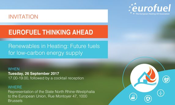 Eurofuel event invitation Image