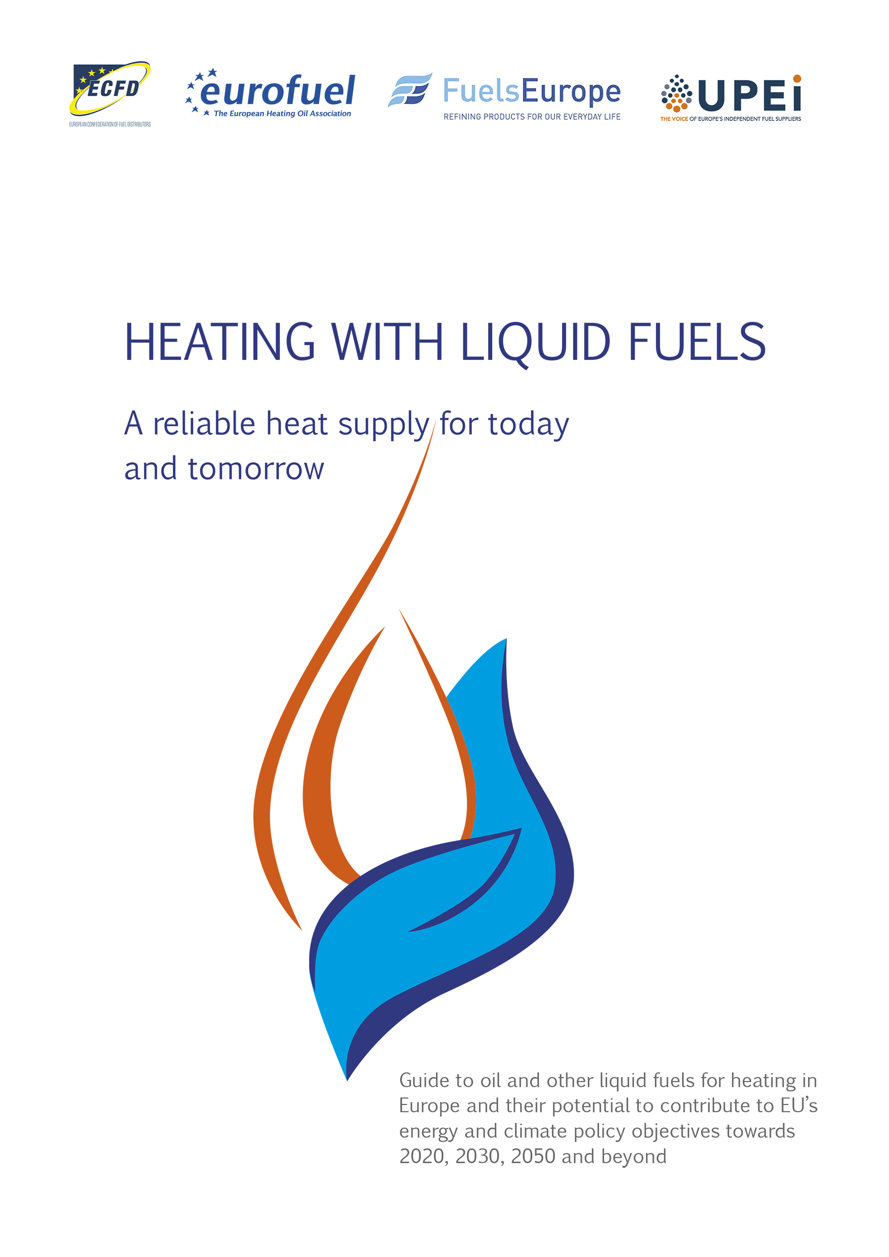 Heating with liquid fuels Image
