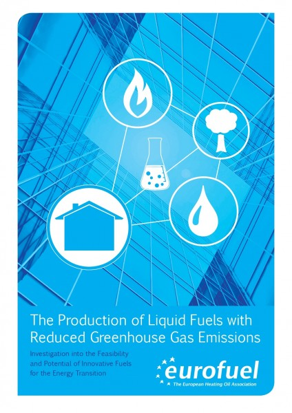 Study: Production of GHG-reduced liquid fuels Image 1