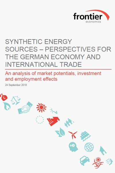 Study: Synthetic energy sources - perspectives for the Germa ... Image 1
